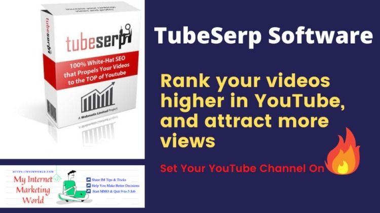 Tubeserp Software Review unique - myimworld | ello