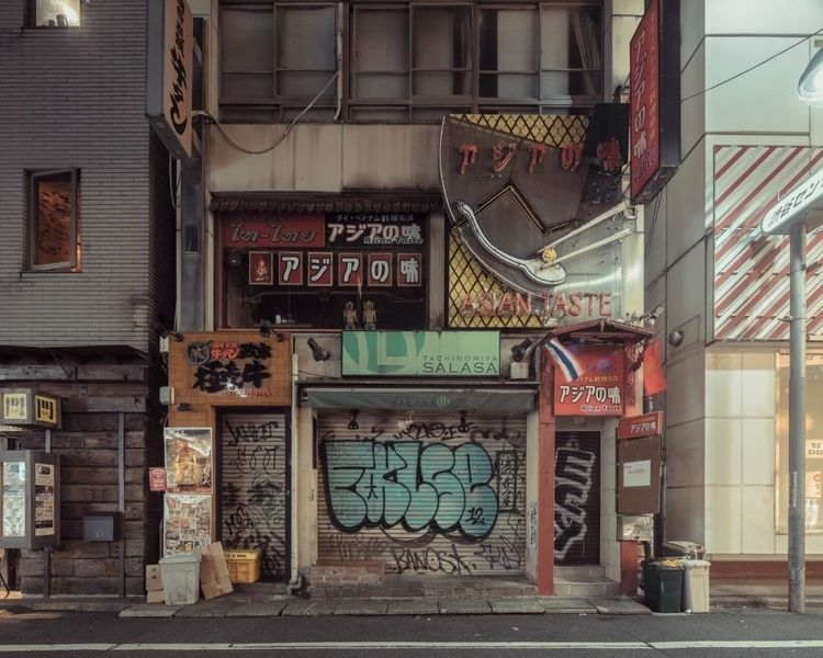 Tokyo undressed, Franck Bohbot - fatsloggerstickinshwag | ello