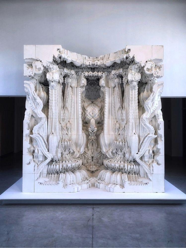 3D Impression  - 3dimension, sculpture - sarah_adsst | ello