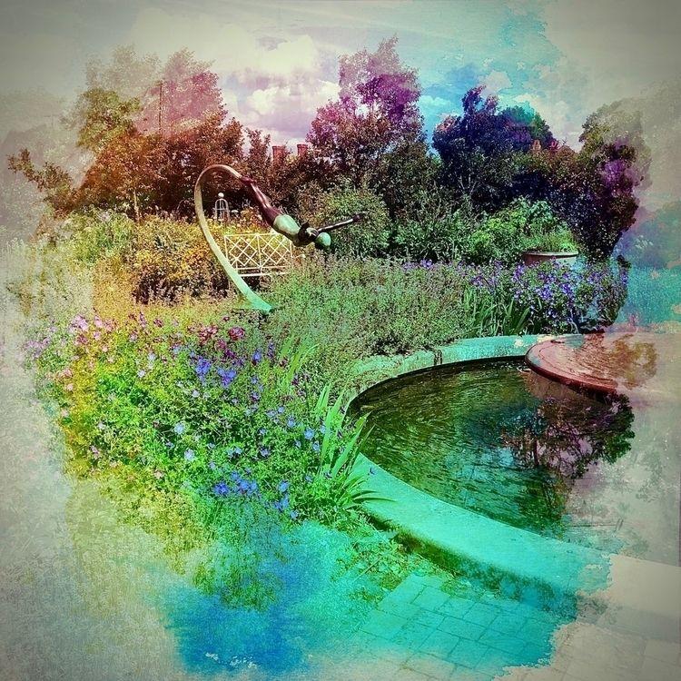 Diving Rhs Wisley - paulgriffiths   ello