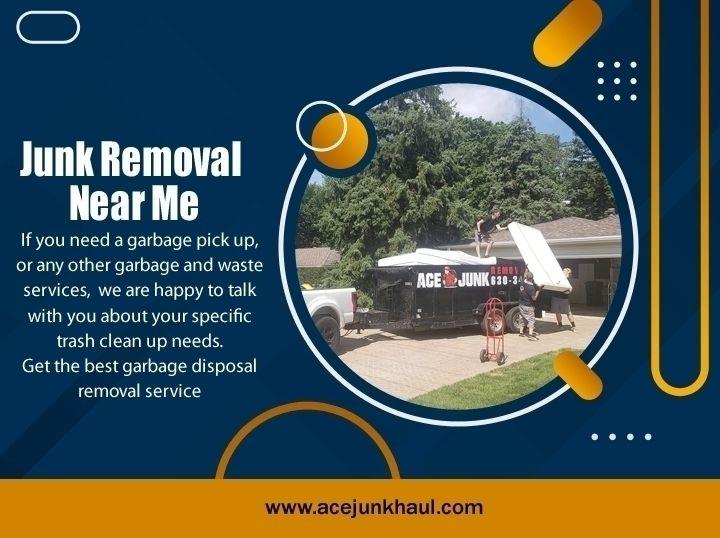 Junk Removal junk removal servi - acejunkhaul | ello