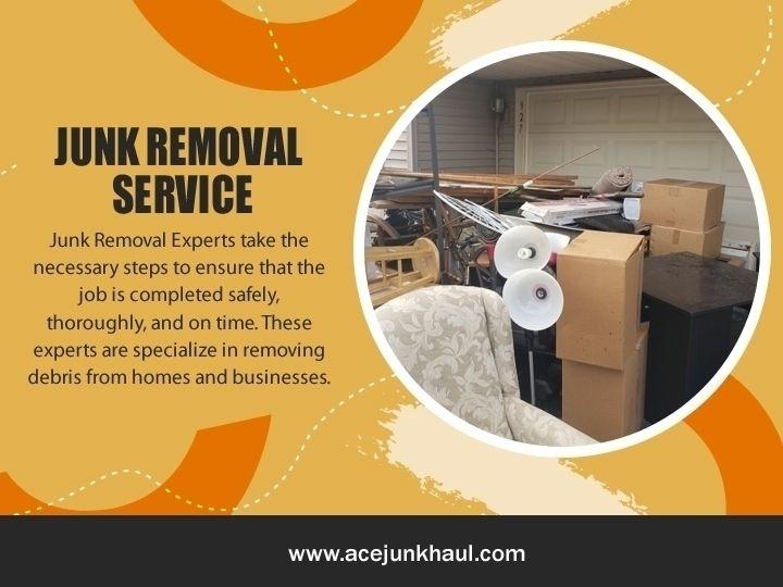 Junk Removal Service Naperville - acejunkhaul | ello