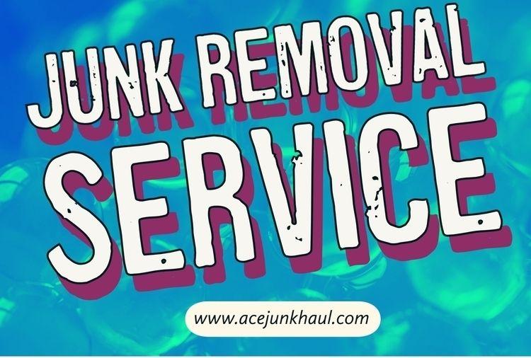 Junk Removal Services Save time - acejunkhaul | ello