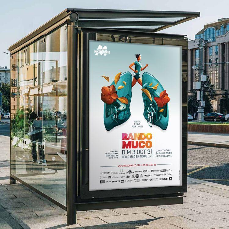 Rando Muco 2021 poster Dezzig c - dezzig | ello