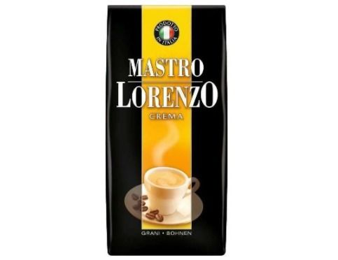 Mastro Lorenzo Kaffeebohnen Cre - xmen_ch | ello