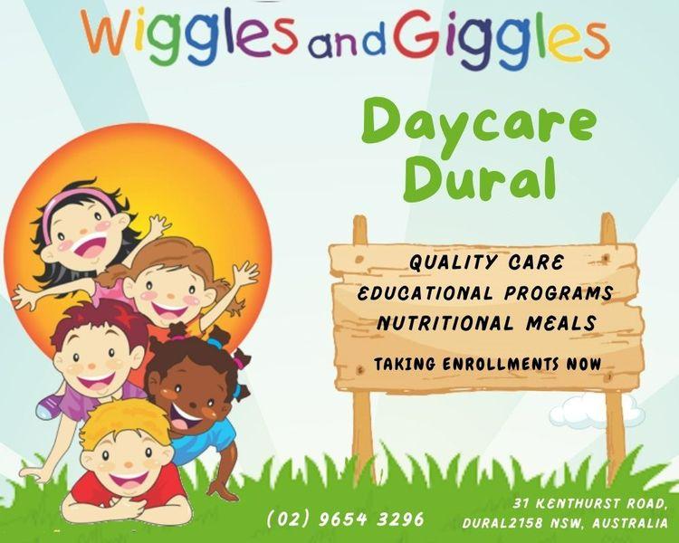 Choose Daycare Dural DayCare Du - wigglesandgiggles   ello