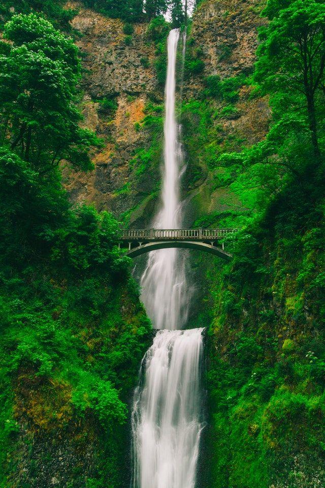 Beautiful Waterfall - waterfall - rossycute | ello