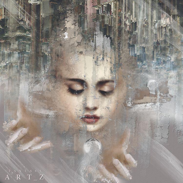 Lucid dreaming. prints shops - fantasy - fantasy_art_z   ello