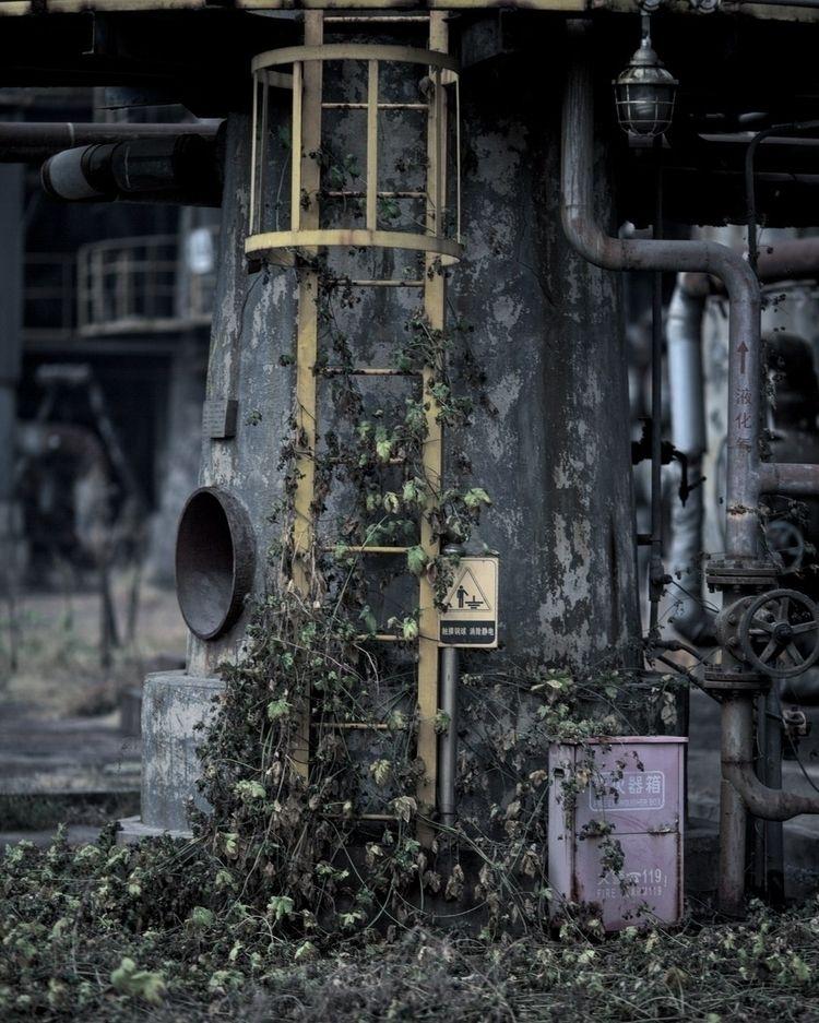 LX Petroleum, abandoned petrole - yoelt   ello
