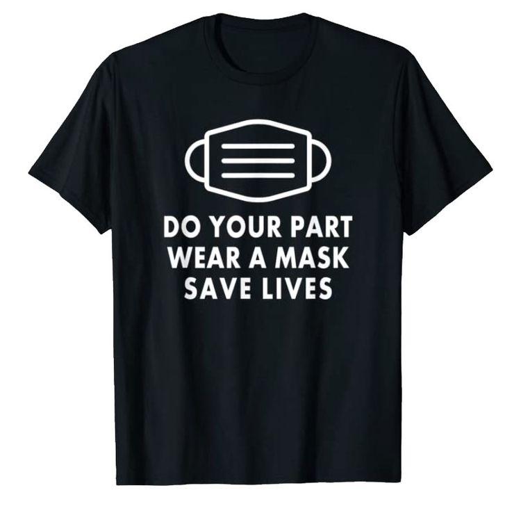 part. Wear Mask. Save Lives - wearamask - electrovista   ello