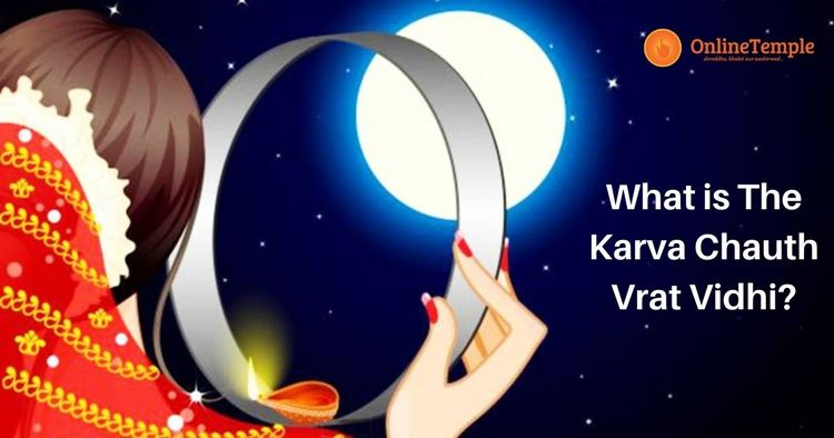 Karva Chauth, observed married  - onlinetemple112 | ello