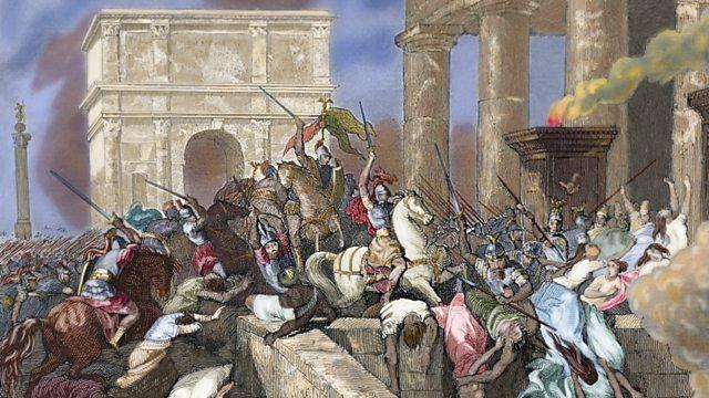 HISTORY FALL ROMAN EMPIRE date - billpetro | ello