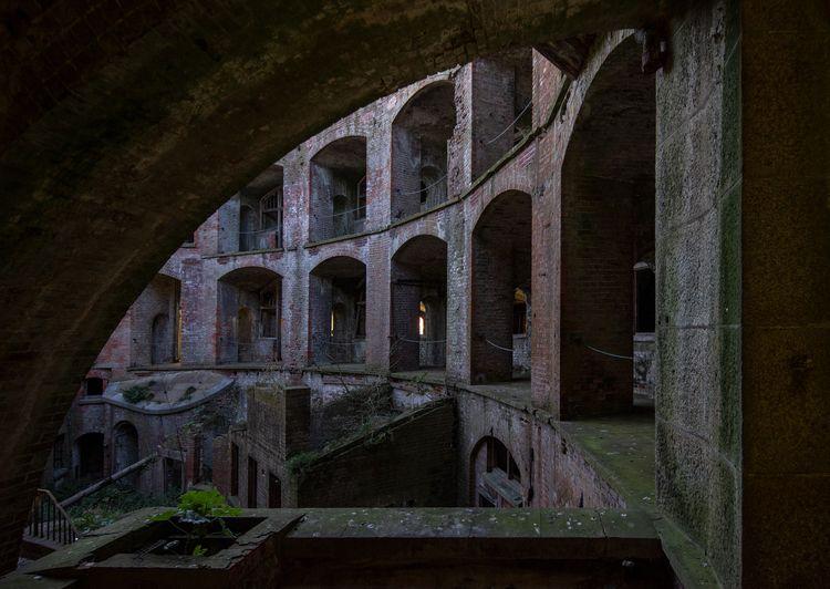 quadrants Stack Rock Fort Pembr - forgottenheritage   ello