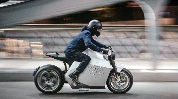 Electric robot bike smart trans - jobtorobots | ello