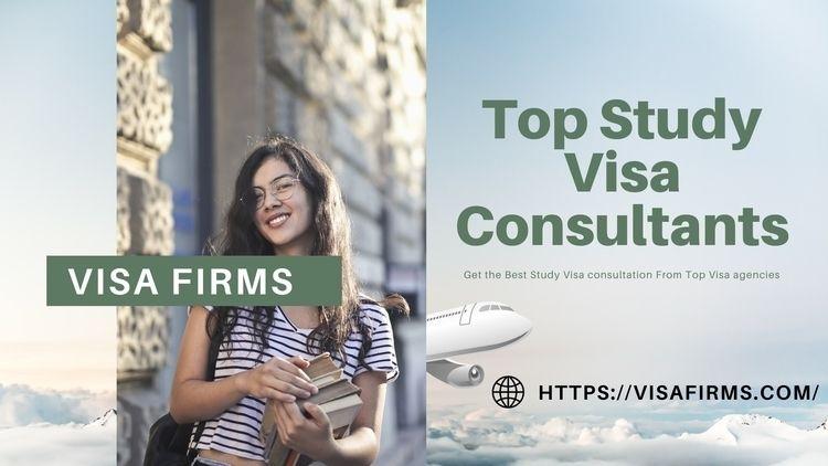 Top Study visa consultants sear - visafirms   ello