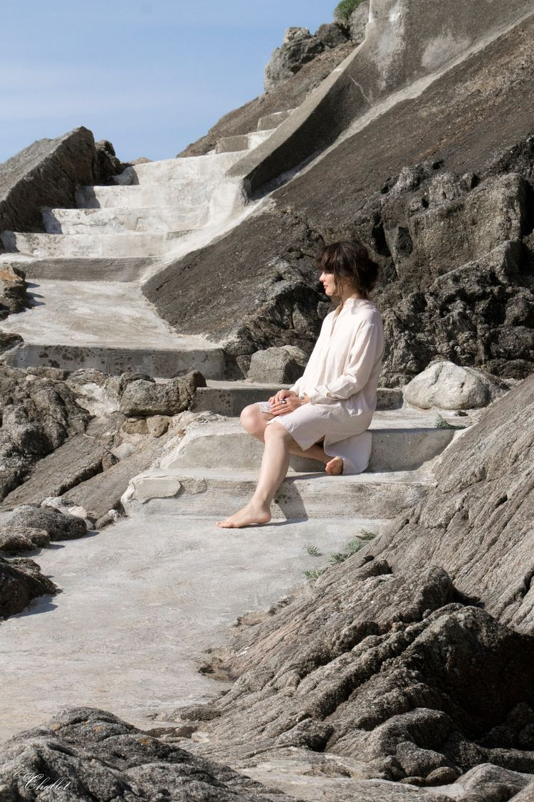 Peaceful Model Camille Vandoors - linecaro   ello