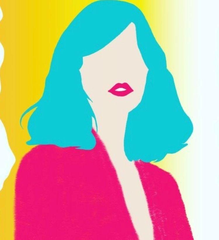 Face—-02.20—#illustration - drawing - itsgiz | ello