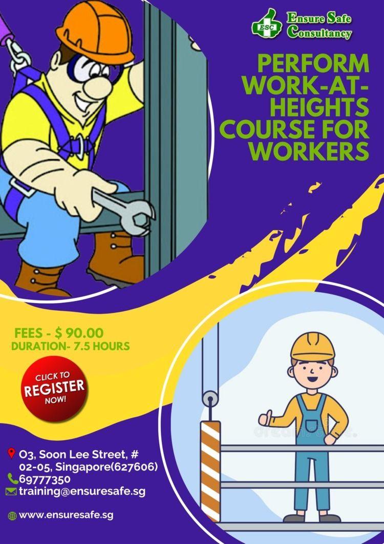 Perform Workers(PWAH) - ensures - ensuresafe | ello
