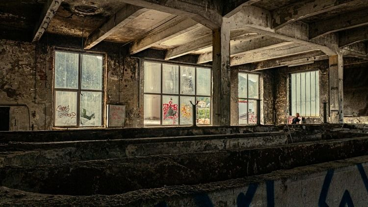 unknown place - urbex, lostplace - marcstipsits | ello