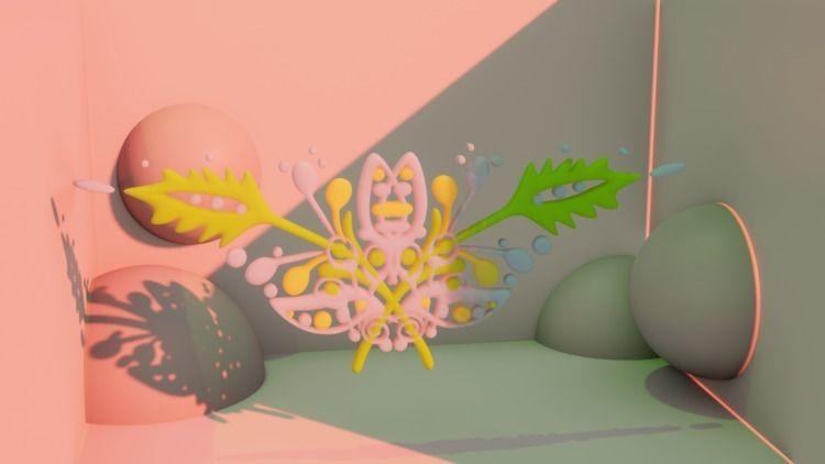 Visuals animation Introspective - saintlaila | ello