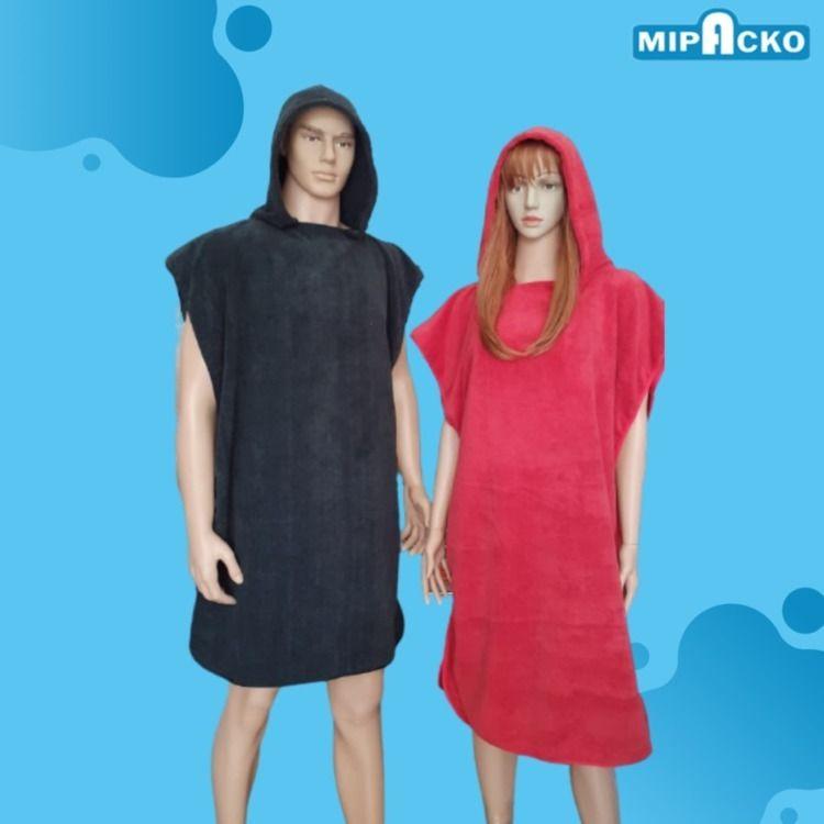 Hoodie Towel Dewasa Microfiber  - aldiragvr | ello