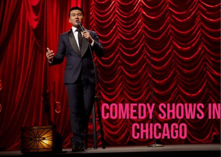 Laugh Loud Comedy Shows Chicago - eventsfy | ello
