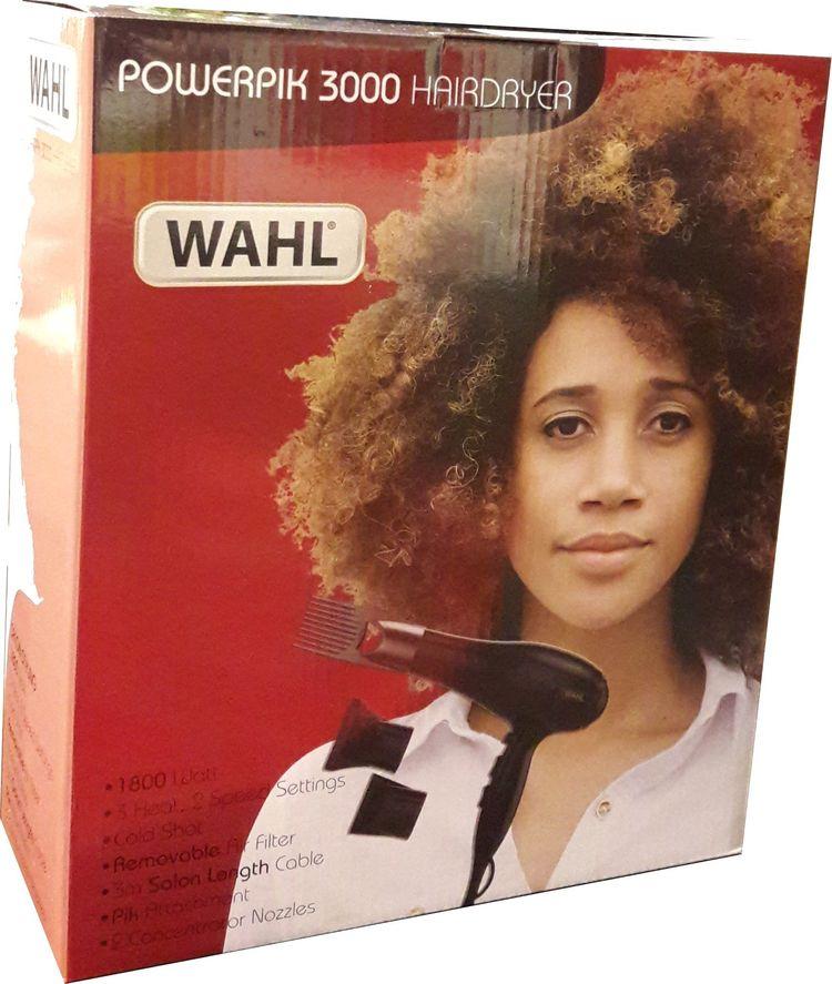 Wahl Powerpik 3000 Hair Dryer - cosmeticsweb | ello