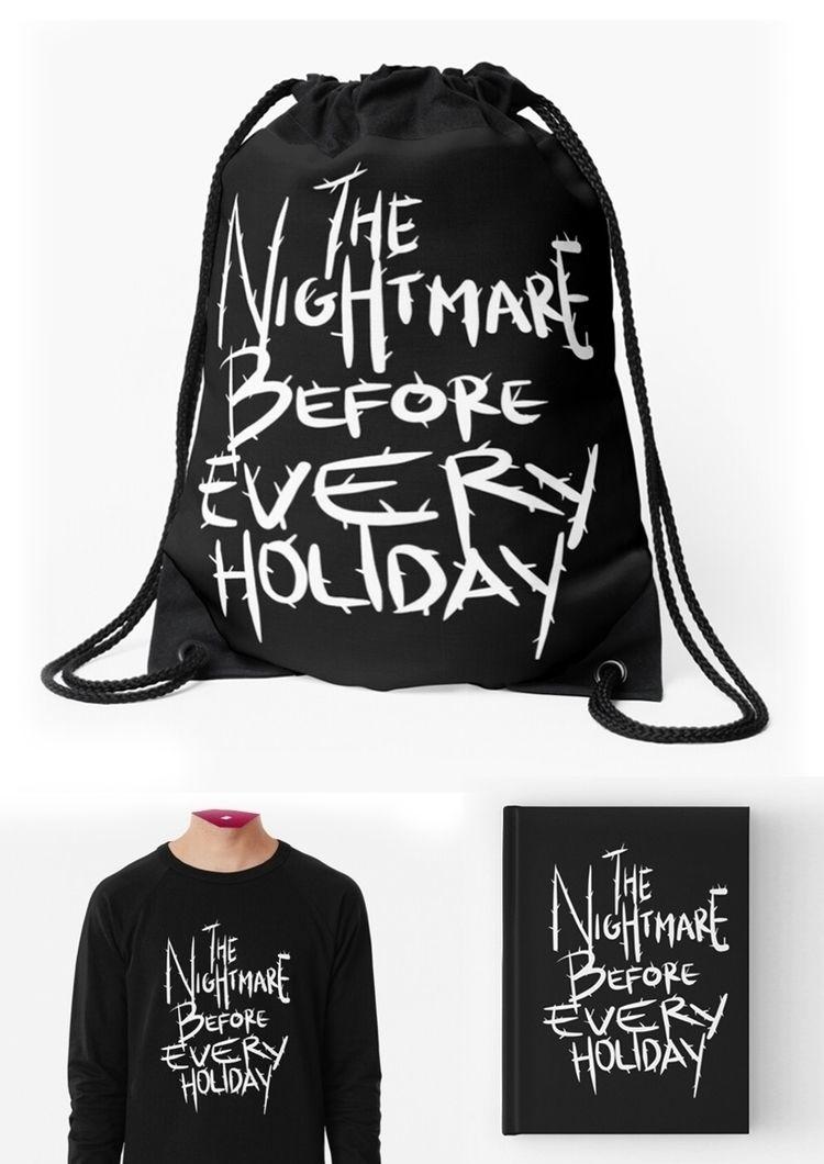 Nightmare Effin Holiday looming - welldesignedworld   ello