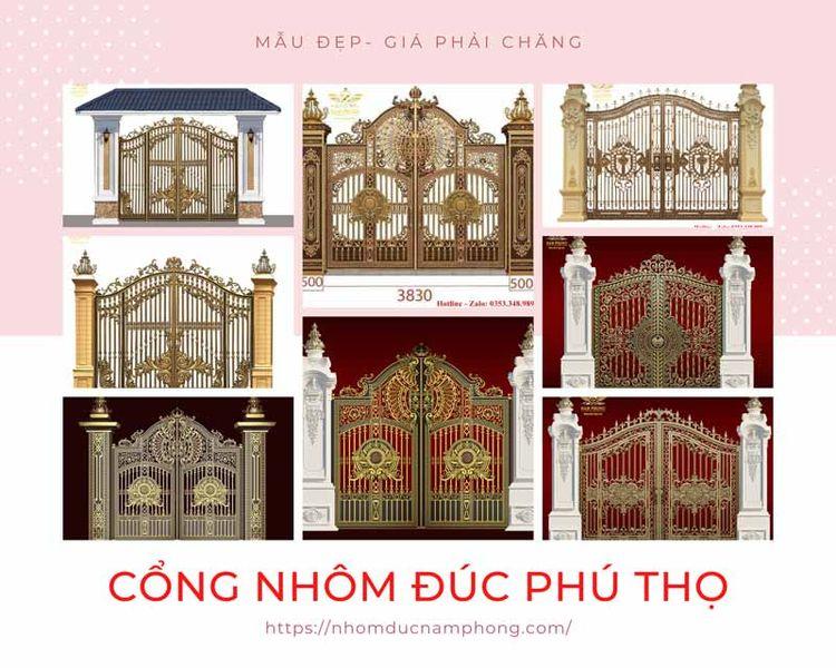:star:Cổng, cửa, lan nhôm đúc t - nhomducnamphong   ello