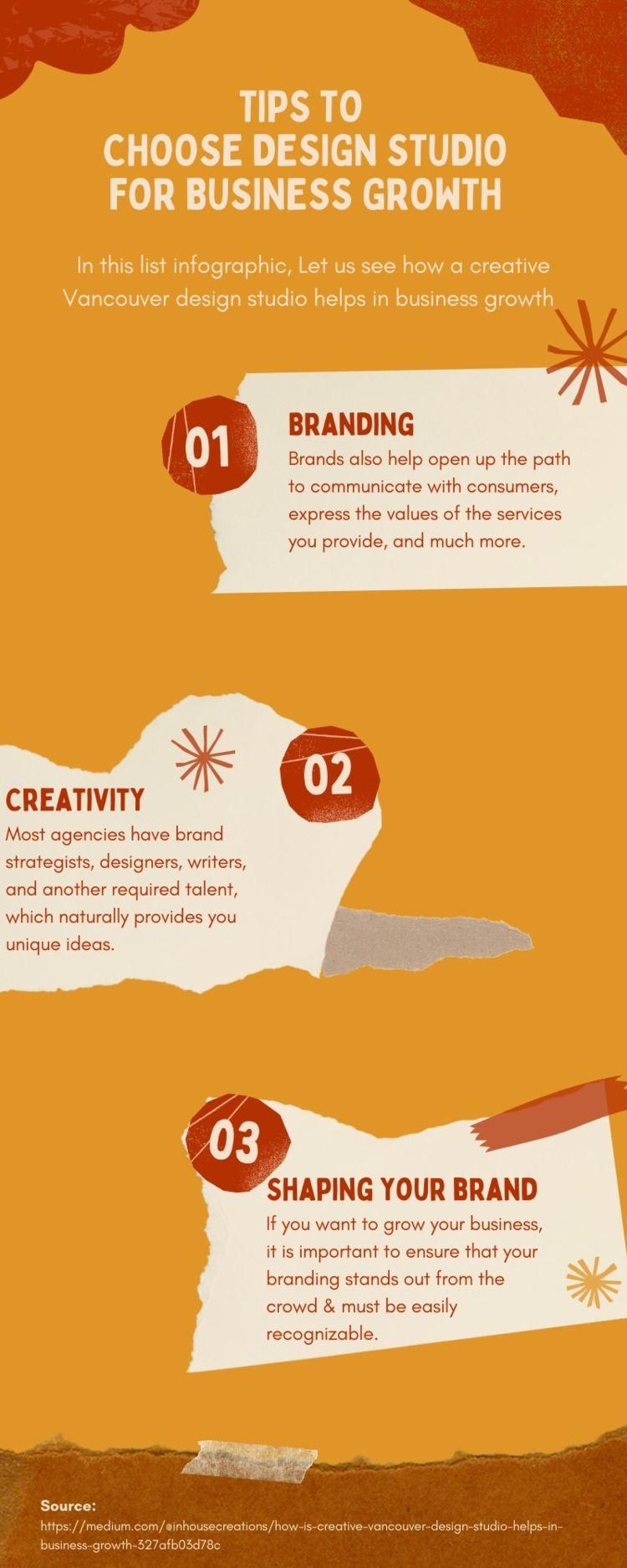 Tips Choose Design Studio Busin - inhousecreations   ello