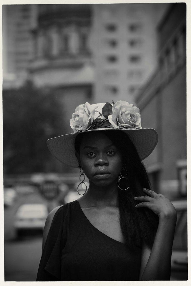 Anael woman - bnw, bnwphotography - studiophotophoremtl | ello
