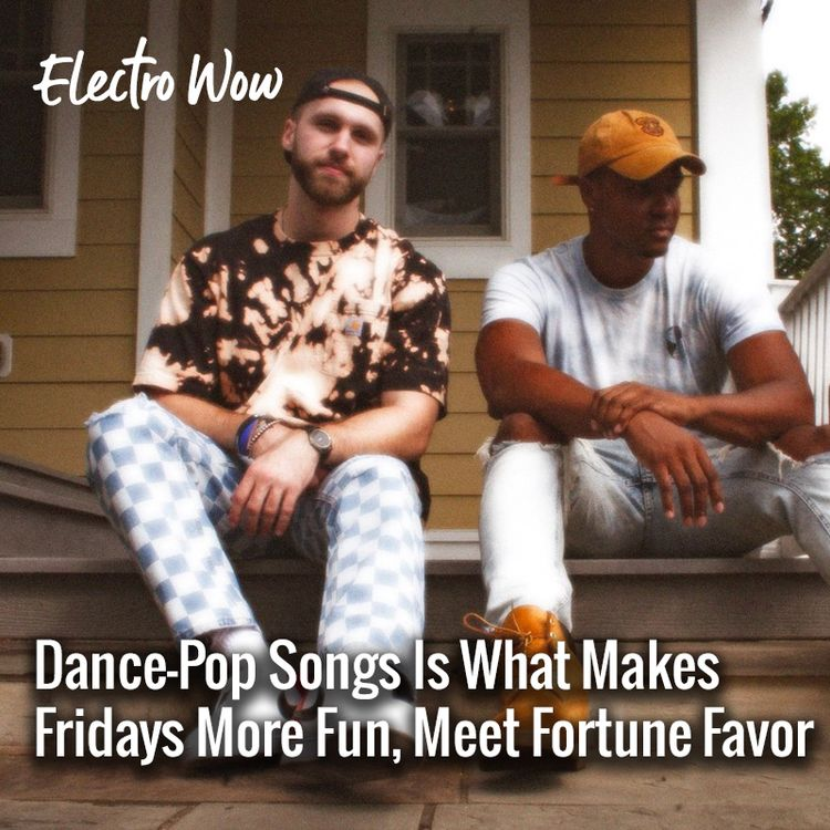 Life good Friday. Dance-Pop son - electrowow | ello