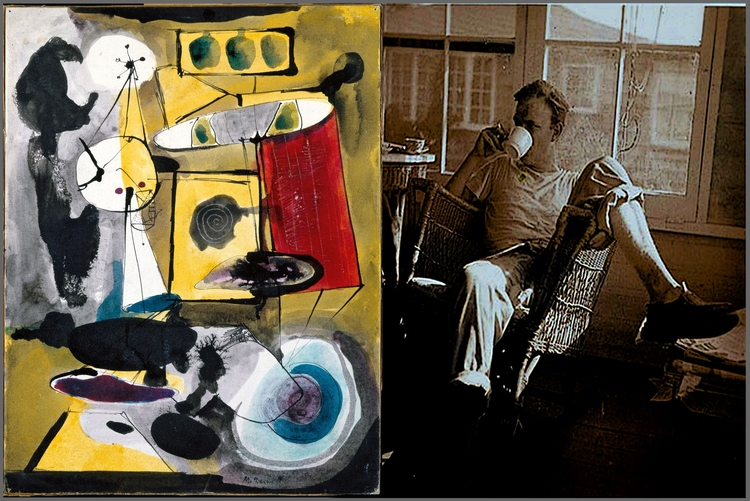Cultural Outpost - Robert Motherwell 1945.01a.png
