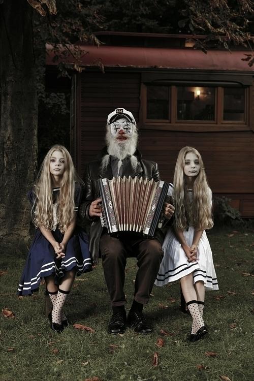 Simon Heydorn - Ha, Ha, Said the Clown 1.jpg