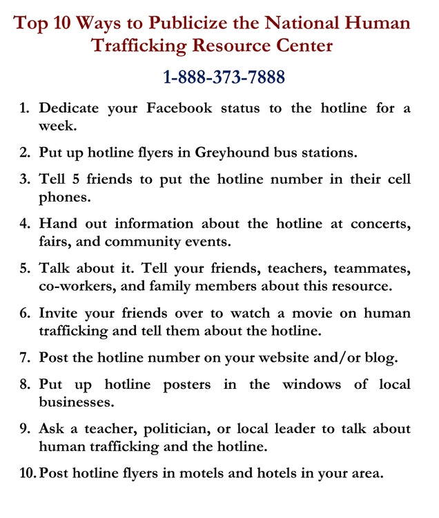 Top 10 Ways to Publicize the NHTRC Hotline_0001.png