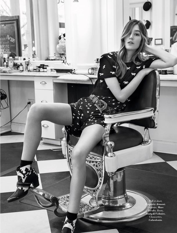 Photographer by Robert Nethery. Styling by Jordan M. Makeup by Yacine Diallo. For Glamour France. 7.jpg