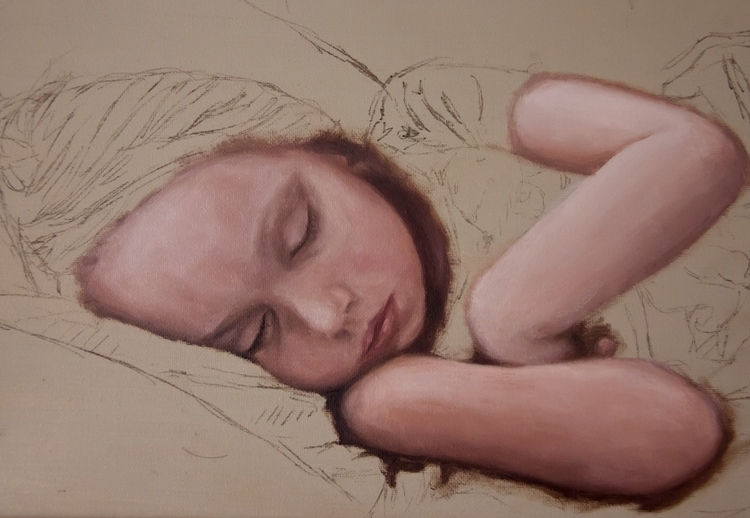 painting_keilah_sleeping_process_1_feb_2016_david_joffe.jpg