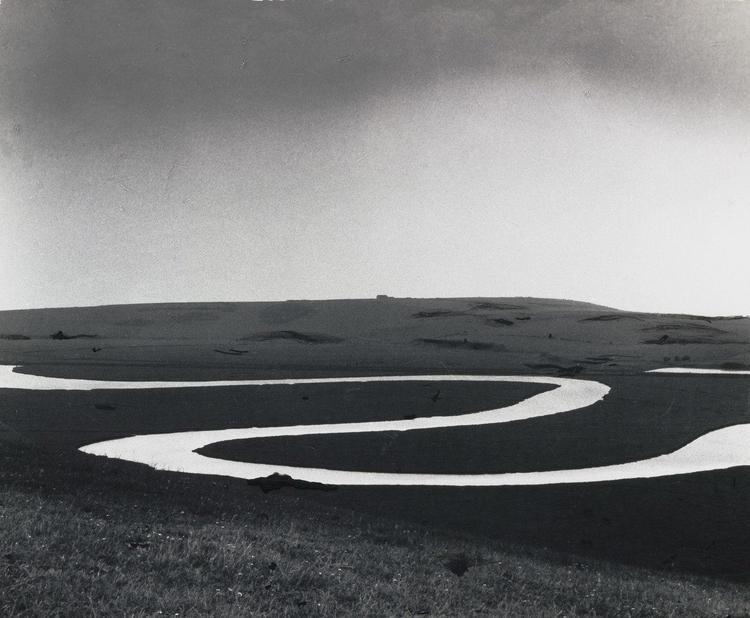 Bill Brandt - Cuckmere River, Sussex, 1963. ~ 12694846_10154006301130337_2946274445644105012_o.jpg