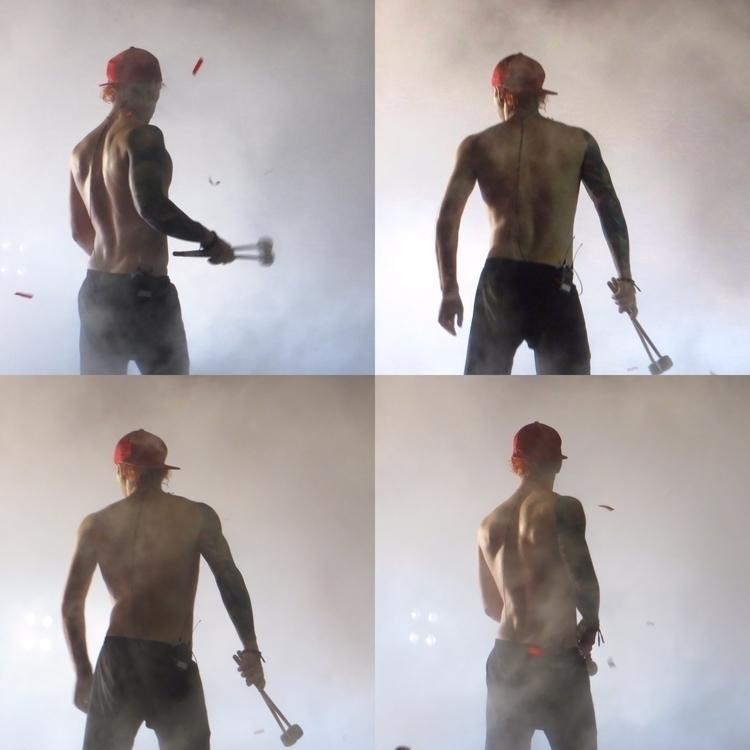 20160227 Twenty One Pilots Josh Dun photo collage.jpg