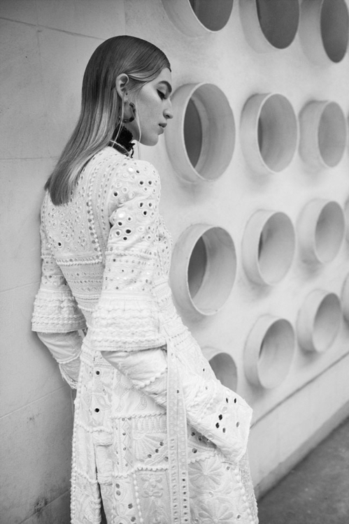 Rhythm of the Heart. Photography by Lachlan Bailey. Fashion editor Ludivine Poiblanc. Model Vanessa Axente. For WSJ. 6.jpg