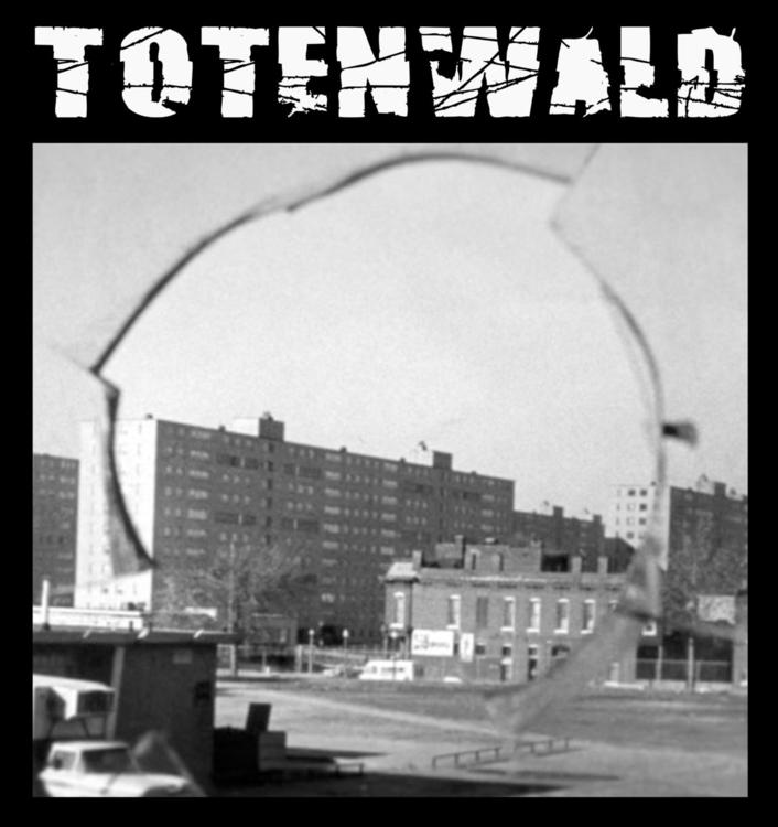 Totenwald - Wrong Place - Wrong Time (EP; 2016).jpg