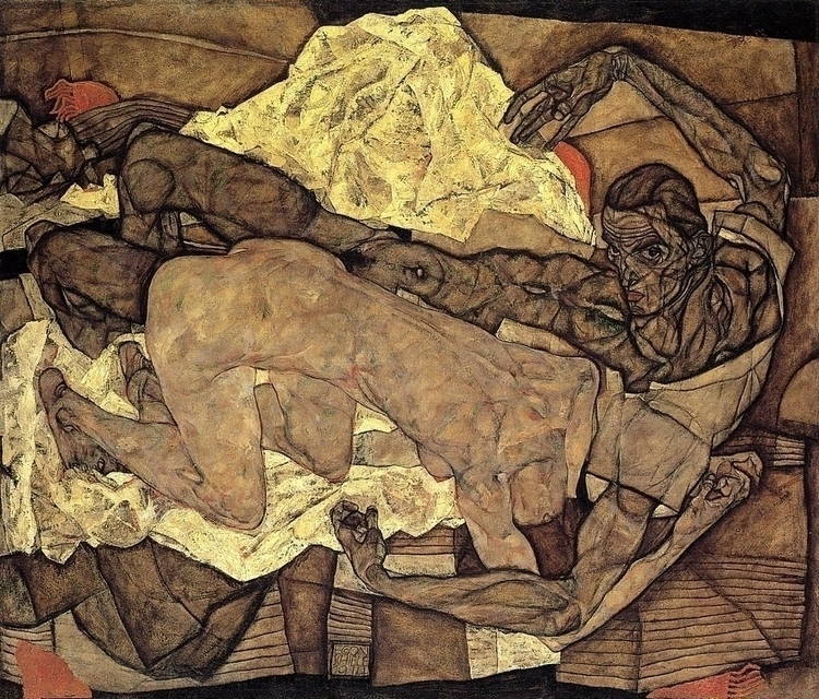 lovers-man-and-woman-1914 Egon Schiele 2.jpg