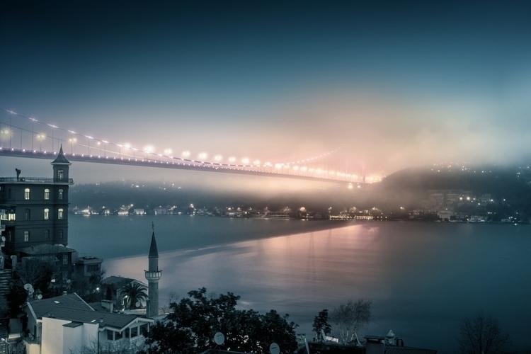 A foggy day ... istanbul by Atilla Öztürk.jpg