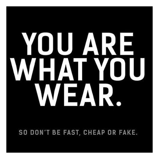 Don´t be fast, cheap or fake.JPG
