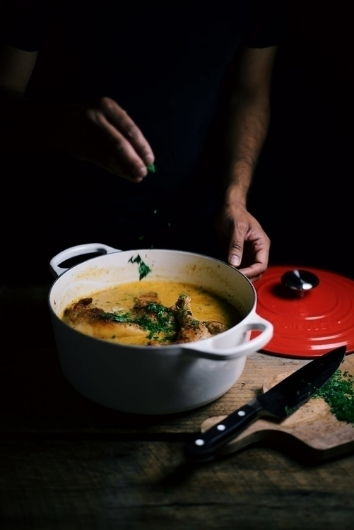 saffron+and+coriander+chicken+fricassee-+A+Brown+Table (4).jpeg