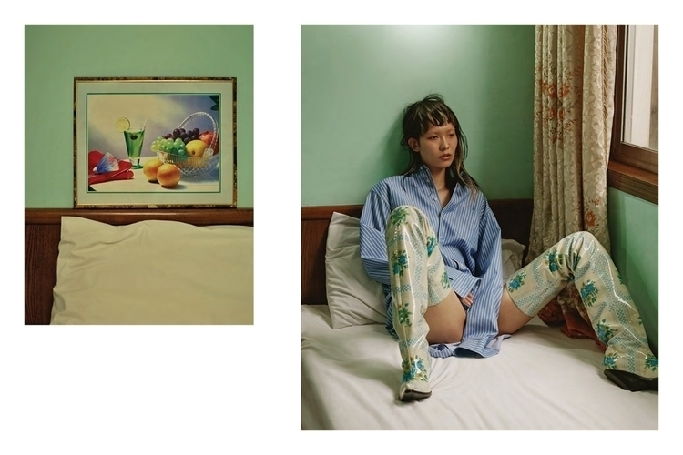 Vetements for High Snobiety. Photo by Liu Song. Styling by Cheng Feng. Makeup by Xin Miao. Model Liu Jia Tong. 3.jpg
