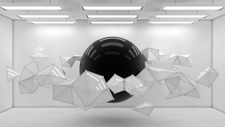 Dark Matter: Experimental Motio - scene360   ello