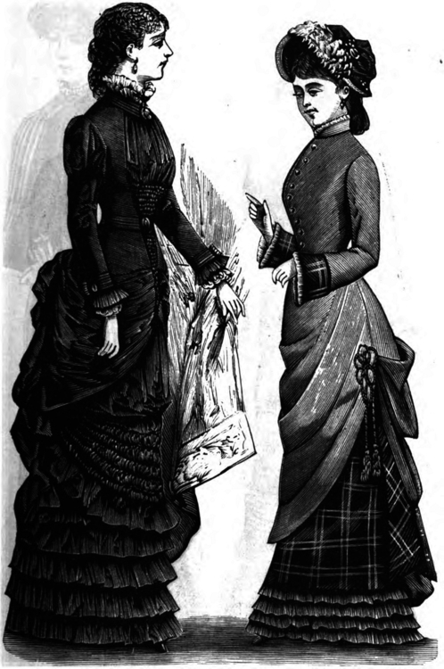 a discussion on american fashion in the late 19th century Dorri beam's style, gender, and fantasy in nineteenth-century american women  in the process adding further evidence to the argument that late-19th-century print culture enjoyed a kind of multi-perspectivalism that brought in  caroline levander contextualizes the text within late-19th- and early-20th-century print culture along.
