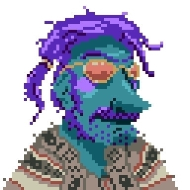 Pixel Art Set 3 1. Horror Portr - chrisguest | ello