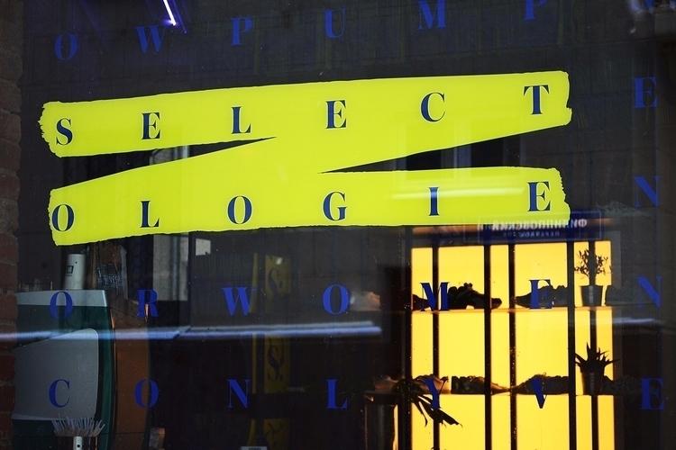 Selectologie brand identity nam - the_bakery | ello